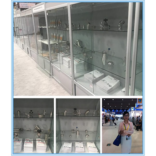 JONENG ATTENDED USA MIC EXHIBITION