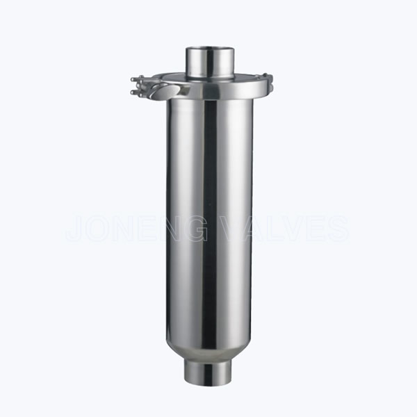Sanitary In-line filters strainers